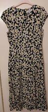 Neues AngebotFrauen & andere Geschichten Blumendruck Maxi Kleid mit Splits Größe 12 EUR 40 RRP £ 69