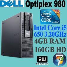 Intel Core i5 1st Gen. 3.00-3.49GHz Desktop & All-In-One PCs