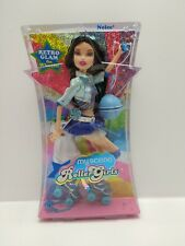 Mattel Barbie My Scene Roller Girls Nolee Doll 2006 Retro Glam -New In Packaging