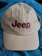 Jeep Logo  Baseball Hat Cap