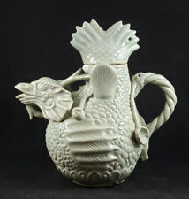 Korean Celadon Goryeo Kettle Sake Tea Pot 12th c. Reproduction