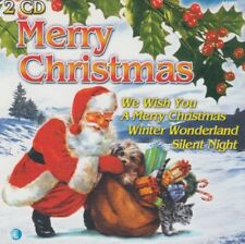 Various - Merry christmas  - 2 CDs -