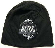 AC/DC Gorro HIGH VOLTAGE Sombrero - australian Rock 'N' Roll - ACDC Angus Young