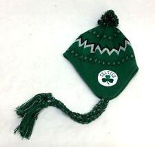 NBA Adidas Boston Celtics Winter Knit Hat Beanie Cap Childrens Kids Toddlers