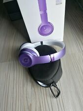 Beats by Dr. Dre Solo3 Wireless Violet Headband Headsets
