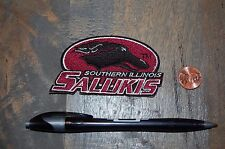 "Southern Illinois Salukis 3 1/4"" Primary Logo Patch College"