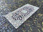 Turkish rug, Vintage rug, Handmade rug, Area rug, Wool, Carpet   3,4 x 6,8 ft