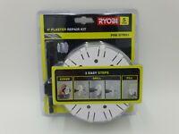 "#1 RYOBI 4"" Plaster Repair Kit for Holes in Walls & Ceiling -Fix in 3 Easy Steps"