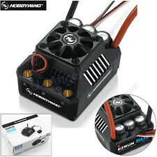 Hobbywing EZRUN MAX-6 V3 160A Speed Controller ESC w/ Super BEC For 1/6 Car TRX