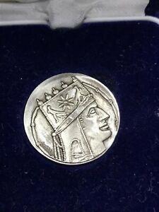 Gold Coin Tigran the Great Armenian King 1000 drams Armenia Collectors Rare
