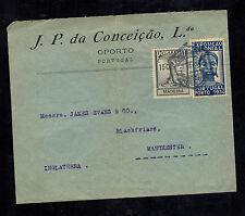 1934 Porto Portugal cover to England