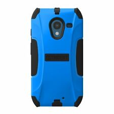 Trident AG-MOT-X-BLU Aegis Series Case for Motorola Moto X Retail Packaging Blue