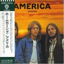 Homecoming by America (CD mini LP sleeve), Aug-2007, Warner Bros./ Japan