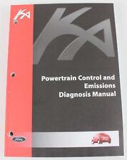 Kia 1997 factory workshop manual Power train control & Emission diagnosis