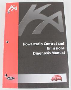 Kia 1997 factory manual Power train control & Emission diagnosis - wp