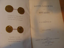 1888 Side Lights on the Stuarts by Inderwick Kings of England