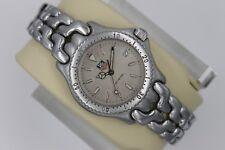 Tag Heuer Watch Midsize Men Womens SEL S99.013 WG1213.BA0474 Link S/EL Silver SS
