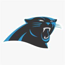 Camiseta de Jersey Carolina Panthers Nº logotipo NFL # n Die Cut Vinyl Decal compre 1 lleve 2 Gratis