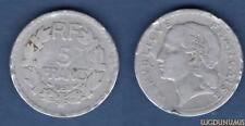 IV République, 1947-1959 5 Francs Lavrillier 1952 (1) Aluminium Qualité TB