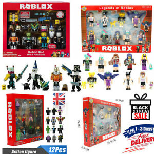 NEW Roblox Figures PVC Game Toys Set Style Play Kids Boys Gift Collection In Box