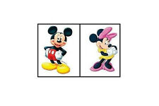 Disney Mickey & Minnie Mouse Nail Decals Set of 20 - Assorted #1