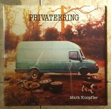 Mark Knopfler Privateering 2-LP Inglaterra portada gatefold, precintado