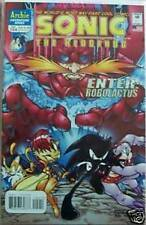 SONIC THE HEDGEHOG #104 COMIC BOOK 2002 ROBOLACTUS NEW