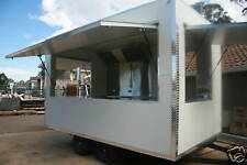New Food Van 5m X 2.4m RENT TO OWN