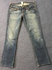 True Religion Section Johnny Low rise Boot cut Jeans Tag size 28