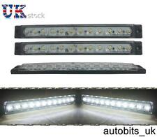 2x Truck BUS 12 LED Daylight Daytime Day Driving Running Light DRL Fog Lamp 24V
