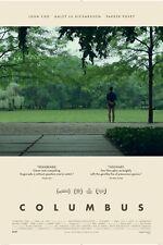 "Columbus Movie Poster 18"" x 28""  ID:1"