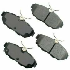 Akebono Ceramic Rear Brake Pads for Ford Mustang ACT1082 Made in USA Ships Fast!