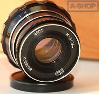 INDUSTAR-61 L/D 2.8/55 mm Leica lens M39 Zorki FED RF made in USSR