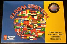 Global Survival: Ultimate Economic Quest for World Dominance - Avalon Hill