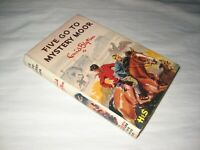 ENID BLYTON Five Go to Mystery Moor 1st/2nd HB DW 1955 NICE 2nd IMPRESSION COPY!
