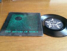 "7""  SISTERS OF MERCY - TEMPLE OF LOVE    UK MERCIFUL RELEASE"