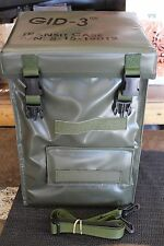 NEW GRASEBY TRANSIT CASE W/ STRAP GID-3 Military Repurpose Tackle Box Cooler