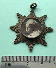 1837 1897 QUEEN VICTORIA RECORD REIGN SIXTY YEARS ENGLAND MEDAL  w/ PICTURE RARE