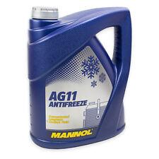 2 /l 10 Liter Mannol Kühlflüssigkeit Longterm Antifreeze Ag11
