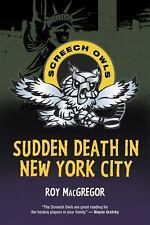 Sudden Death in New York City (Screech Owls)-ExLibrary