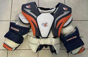 Vaughn Velocity 7450 Goalie Chest Protector