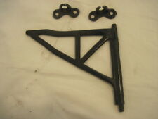 PF OLD CAST IRON EXTENSION ARM TREDDLE SEWING MACHINE OAK WOOD PRACTIAL FARMER