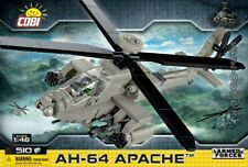 COBI AH-64 Apache   ( 5808 )  510 blocks WWII  US  military helicopter