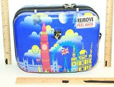 HEYS LUXURY LUGGAGE - FAZZINO LONDON THEME BEAUTY OR COSMETIC MAKEUP TRAVEL CASE
