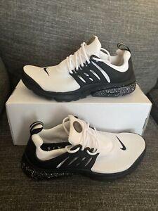 Nike By You ID Air Presto 'Black/White' Women's Size 8 [846440-997]