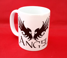 Angel Buffy the Vampire Slayer Inspired Coffee Tea Mug 10 oz David Boreanaz TV