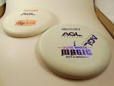 New ListingLot Of 2 New Gateway Disc Golf X-Out Sure Grip Magic Putter Discs