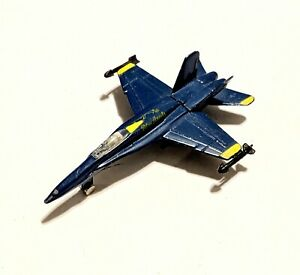"""FA-18 Hornet * BLUE ANGELS * Diecast 3.25"""" * Combine Shipping!"""