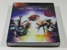 The Fifth Element Blu-ray Steelbook [Korea] Lenti Ed KimchiDVD #172/1500 OOS/OOP