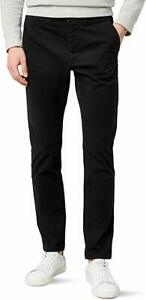 Jack Jones Trousers JJIMARCO JJENZO BLACK WW 420 NOOS